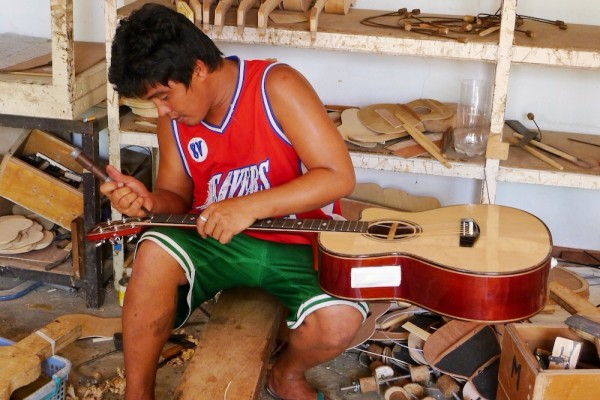 Cebu Guitar Maker