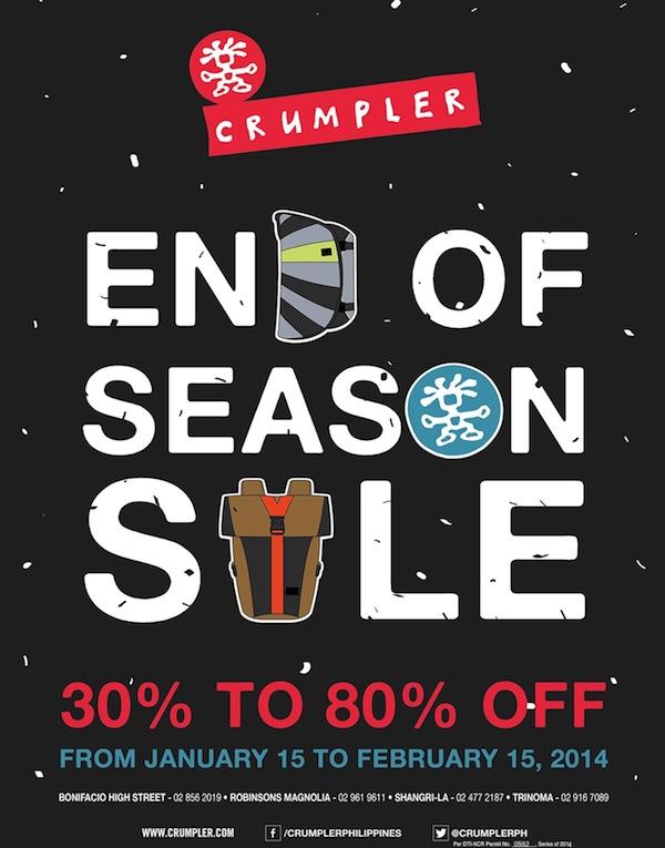 Crumpler End of Season Sale FA Path NEW (22in X 33in)