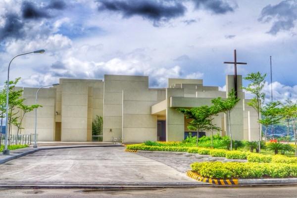 Facade of San Pedro Calungsod Chapel