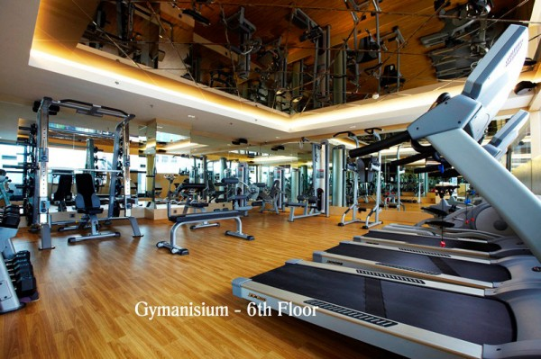 Gym @ Horizon Hotel