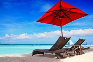 The District Boracay - Serviced Beach Loungers