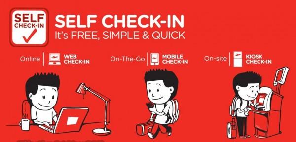 AirAsia Self Check-in