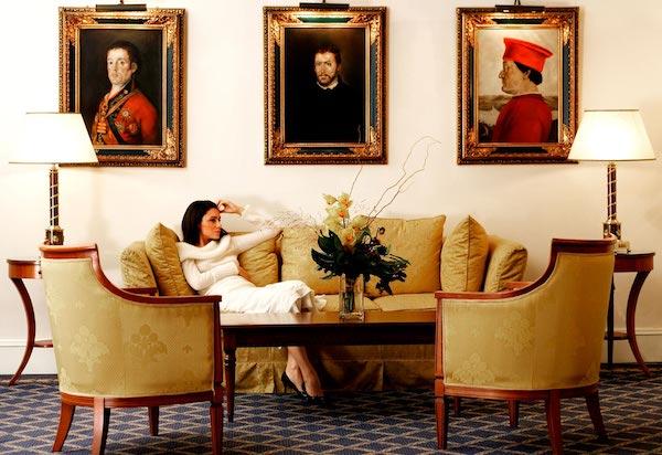 The Duke Hotel in Rome