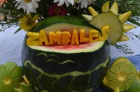 Mango Fruit Carving Competition