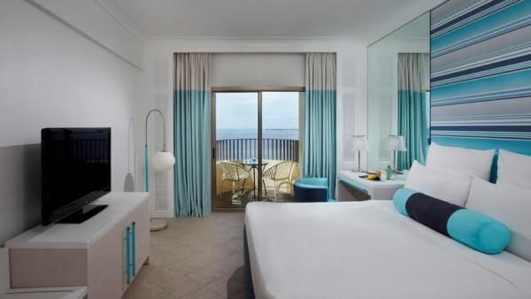Ocean View De Luxe King Bed Room