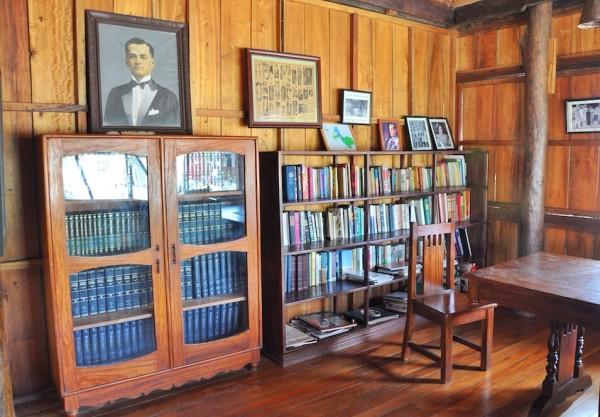 Quezon Family Library