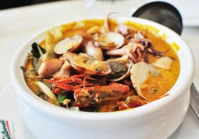 Aristocrat Seafood Kare Kare