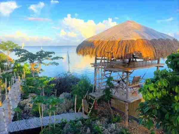 Birdland Beach Club in Bolinao Best Beach Resorts in Pangasinan