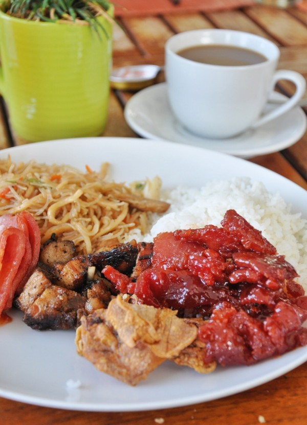 Breakfast at Thunderbird Resorts La Union