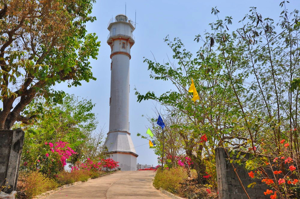 Cape Bolinao Lighthouse The Pride Of Pangasinan