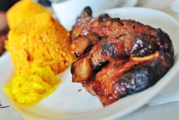 Pork Spareribs Barbeque