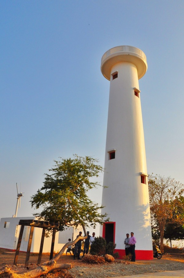 Poro Point Light House