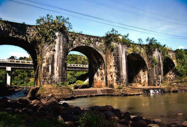 Puente de Malagonlong in Tayabas City