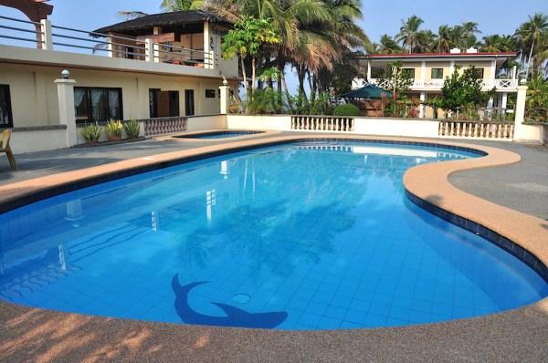 Swimming Pool at Ilog Malino Beach Resort