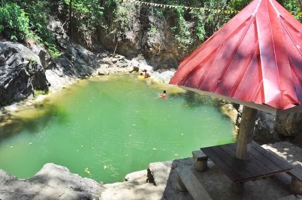 3 Trangkalan Falls in San Agustin Romblon