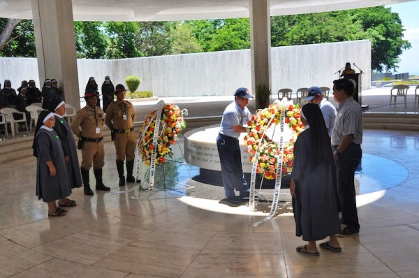 72nd Commemoration of the Fall of Corregidor
