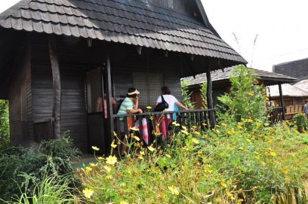 Accommodation at Costales Nature Farms