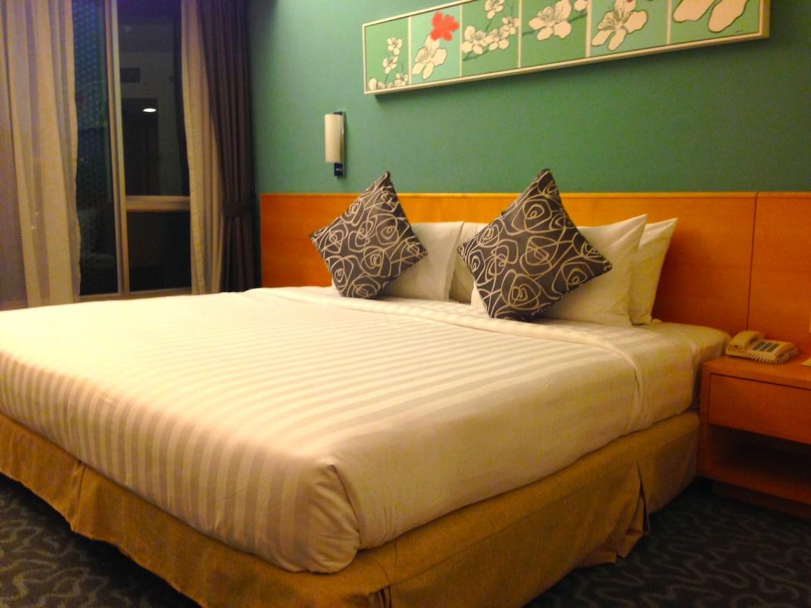 My Room at The Everly Hotel Putrajaya