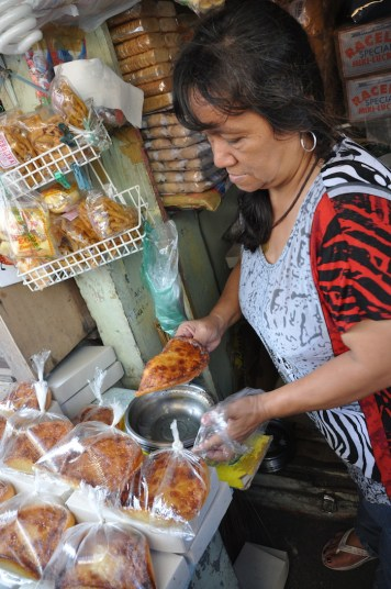Pasalubong Shops in Calle Budin