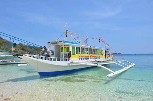 Sulong Romblon Boat