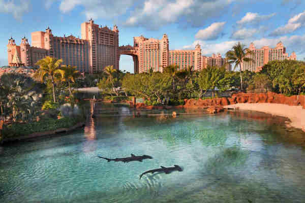 Atlantis Caribbean casino resort