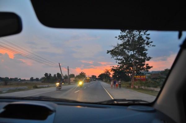 Beautiful Sunset in La Union