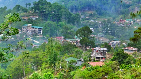 Early Morning in Sagada