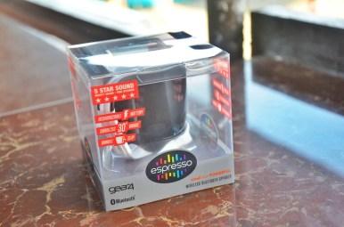Gear4 Espresso Wireless Bluetooth Speaker