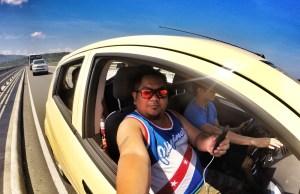 Roadtrip with Chevrolet Spark