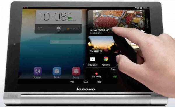 Lenovo Yoga Tablet Stand Mode