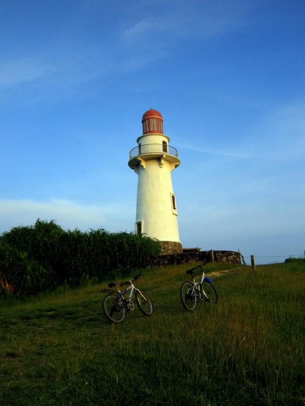 Lighthouse in Basco