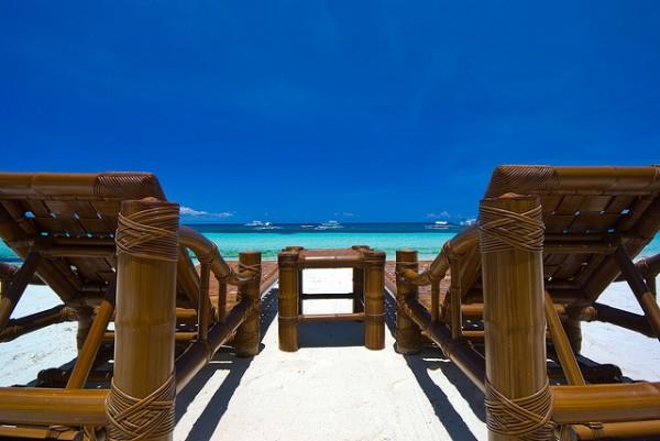 Panglao Island Beach by Cj Jimenez