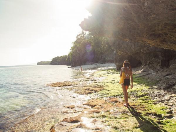 Private Beach in Anda Bohol