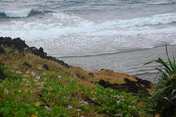 Sabtang Island Cliffside