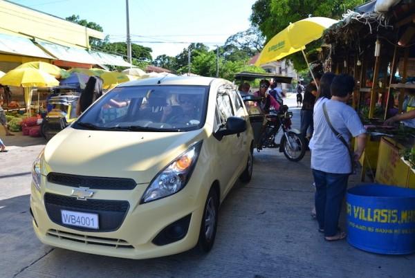 Stopover in Villasis Pangasinan