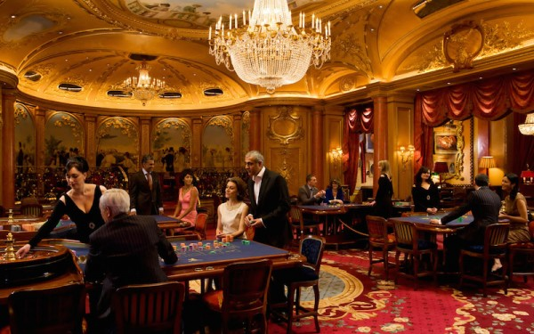 The Ritz Club London