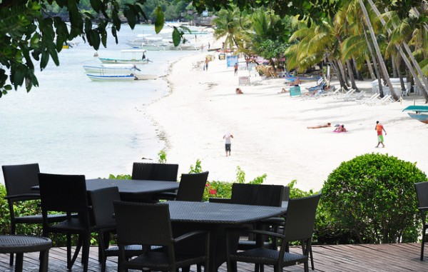 Alona Beach in Panglao Island