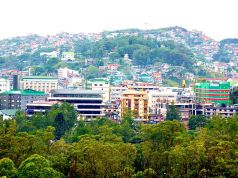 Baguio City Landscape by Edpan Newyork Wikipedia