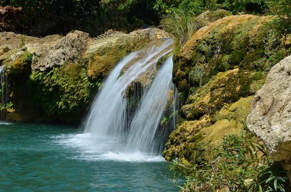 Bolinao Falls photo by Gina Sanoy