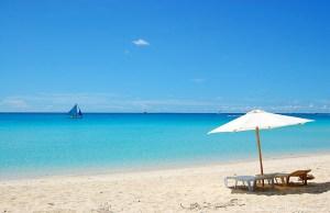 Famous Boracay White Beach