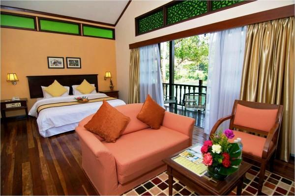 Garden View Villa at Lake Kenyir Resort