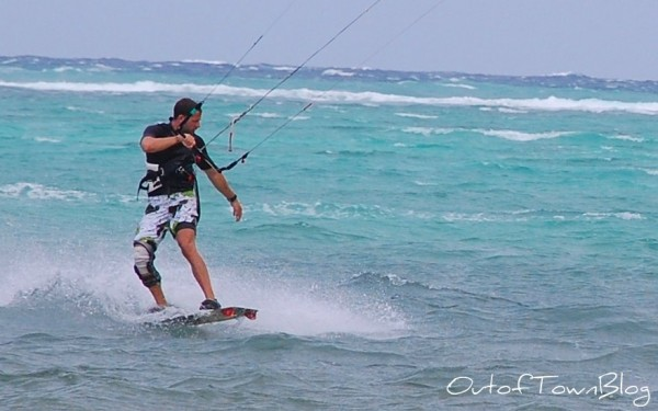 Kiteboarding in Boracay