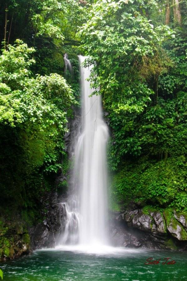 Malabsay Falls by Red Envolope Photos