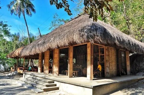Mangyan Handicraft Display Center