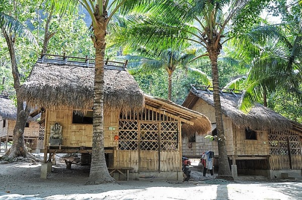 Mangyan Traditional House