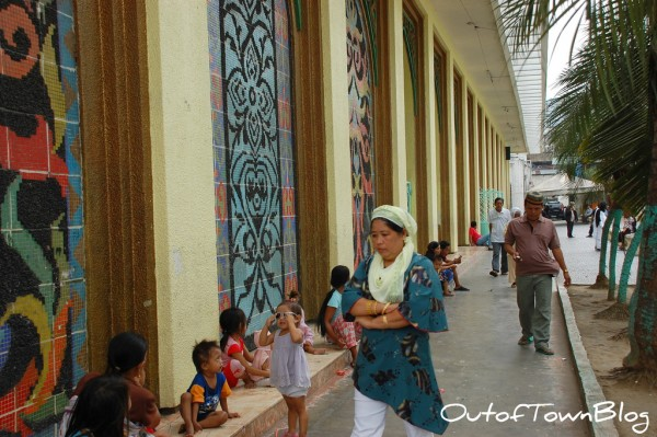 Mosque in Quiapo Manila