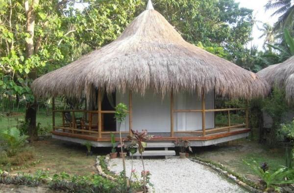 Binucot Sunset Cove Resort Octagon Cottage