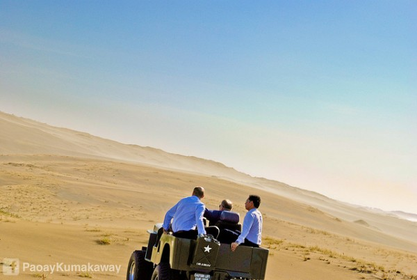 Top Road Trip Destinations in Luzon Paoay Sand Dunes in Ilocos Norte