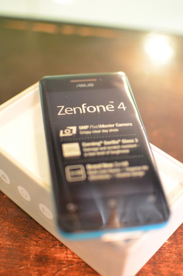 Asus Zenfone 4 Unboxing