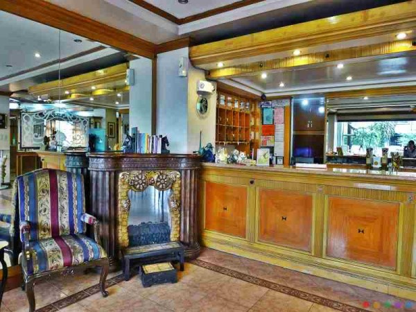 Golden Pine Hotel in Baguio City